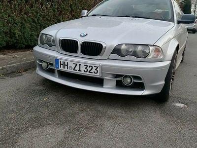 gebraucht BMW 323 Ci als Sportwagen/Coupé in Hamburg
