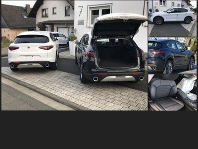 gebraucht Alfa Romeo Stelvio StelvioAT8 4WD 2.0T 200 PS Super Anhängerkupplung