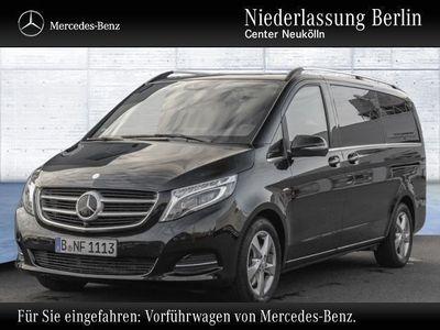 gebraucht Mercedes V250 d, Avantgarde, Mittelkonsole, Distronic