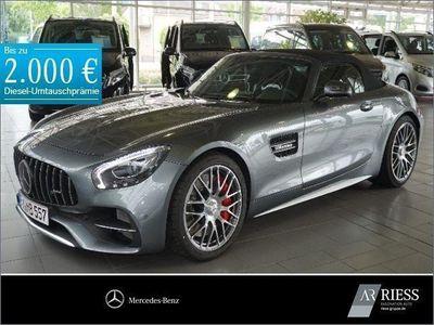 gebraucht Mercedes AMG GT C Roadster Comand LED Distronic Kamera