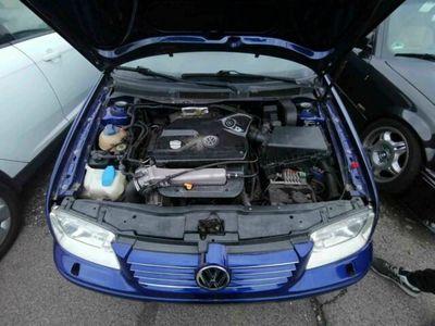gebraucht VW Bora 1.8T ex 2.0L Umbau