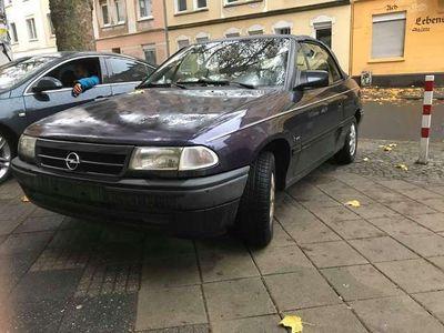 gebraucht Opel Astra Cabriolet 1.6i