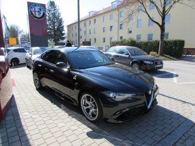 gebraucht Alfa Romeo Giulia Giulia2.9 QUADRIFOGLIO 1. HD MWST. SPARCO NAV