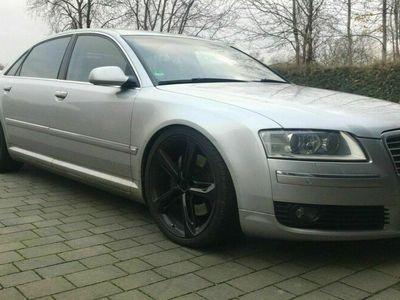 gebraucht Audi A8L 4.2 TDI DPF quattro 21 Zoll TÜV