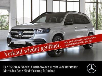 gebraucht Mercedes GLS400 d 4M AMG WideScreen Stdhzg Pano Multibeam