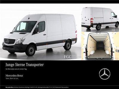 gebraucht Mercedes Sprinter 216 CDI KA/M **Klima,