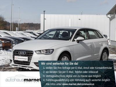 gebraucht Audi A3 Sportback Attraction 2.0 TDI Navi CD Einparkhilfe Start/Stop Sitzheizung 6-Gang