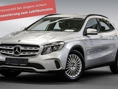 gebraucht Mercedes GLA200 d Navi/Park-A/Sitzheizung/Tempomat/17'