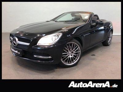 gebraucht Mercedes SLK200 BlueEFFICIENCY Roadster