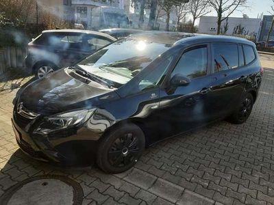 gebraucht Opel Zafira Tourer 1.4 Turbo Edition