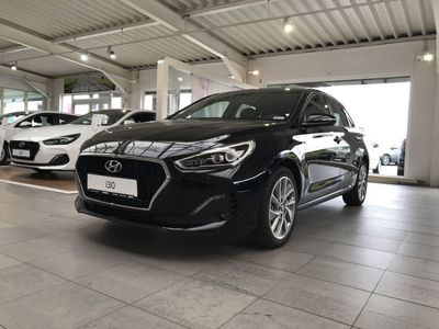 gebraucht Hyundai i30 5-Türer (MJ19) 1.4 Turbo M/T Edition Passion
