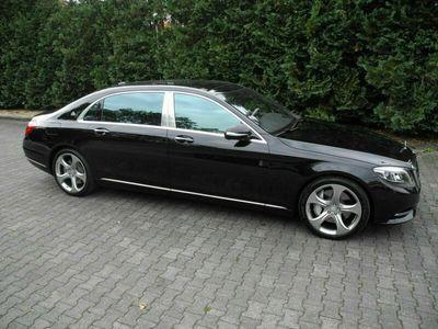 gebraucht Mercedes S500 Maybach L 4MATIC 9G PANO TV FOND-E DISTR als Limousine in Gau-Algesheim