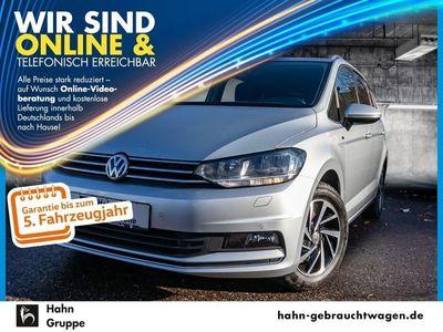 gebraucht VW Touran Join 1.0TSI Join Navi Einparkh Handyv