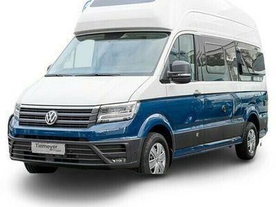 gebraucht VW California Grand California 600 Navi ParkPilot LED WC Grand600 Navi ParkPilot LED WC