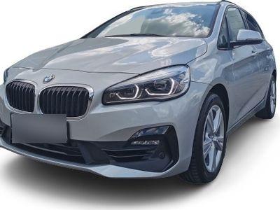 gebraucht BMW 218 Active Tourer 218 Active Tourer i Advantage EU6d-T Navi LED Temp PDC Park-Assistent