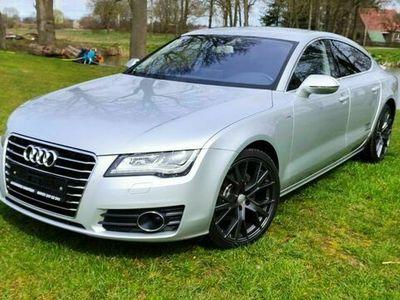 gebraucht Audi A7 3.0 TDI.Sportback!67000 T.KM!!! als Sportwagen/Coupé in Perleberg