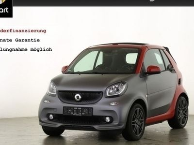 gebraucht Smart ForTwo Cabrio 66kW prime BRABUS DCT cool&Audio