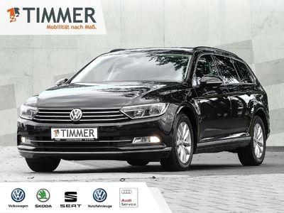 gebraucht VW Passat Variant 2.0 TDI Comfort *DSG *ACC *AHK *NAVI *SHZ *R-KAM