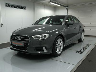 gebraucht Audi A3 Lim. Quattro sport NAVI/PDC/SHZ/TEMPOMAT als Limousine in Denkendorf