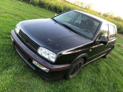 used VW Golf III GTI ABA ABF US Recaro 2.0l 16V Karosse
