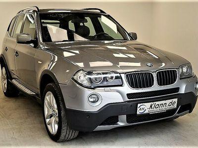 gebraucht BMW X3 3.0d 204 PS OSTERANGEBOT BIS 20.04.19