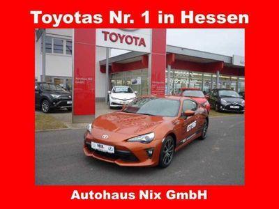 used Toyota GT86 2.0 Boxer NAVI TEILLEDER HECKSPOILER BiLED