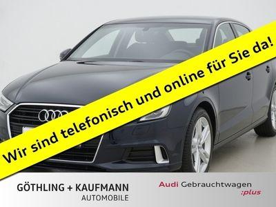 gebraucht Audi A3 Limousine 1.5 TFSI S tro. 110kW*Xenon+*PDC*Kl A