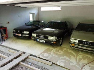 gebraucht Audi 200 Turbo Quattro; H-Zulassung
