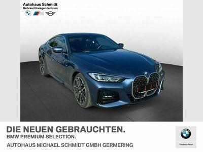 gebraucht BMW 430 i M Sportpaket*19 Zoll*Memory*Glasdach*DAB*