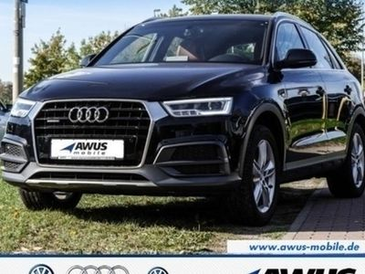 gebraucht Audi Q3 2.0TDI quattro design selection LEDER LED EU6