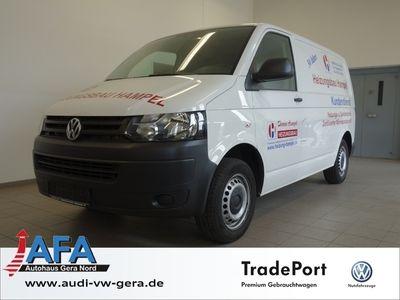 gebraucht VW Transporter T5 Kasten2,0 TDI Klima,AHKvorb.