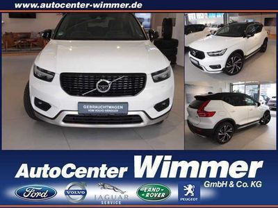 gebraucht Volvo XC40 T4 R-Design Business-Paket Pro/IntelliSafe-Pa LED