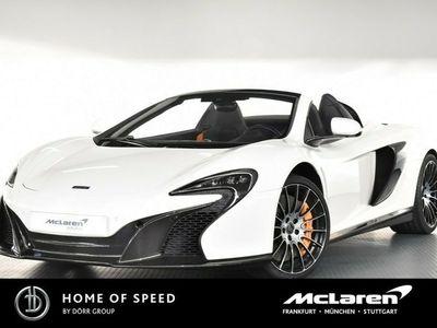 gebraucht McLaren 650S Spider, 1 of 8