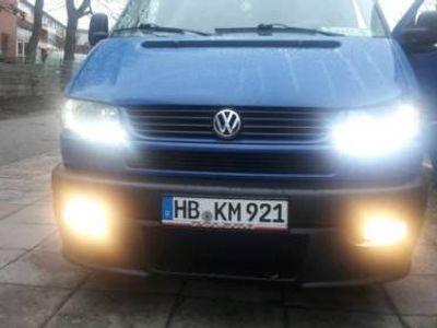gebraucht VW Caravelle t4 2.5tdiWohnmobil Zulassung