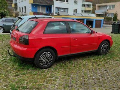 gebraucht Audi A3 1.9 TDI rot