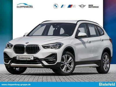 gebraucht BMW X1 sDrive18i Sport Line LED Navi PDC SHZ