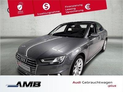 gebraucht Audi A4 Limousine Sport 40 TDI S-tr/LED/Navi+/Businesspaket/5J.Garantie
