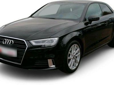 gebraucht Audi A3 A3S line 1.4 TFSI LED*Navi*SHZ*Klimaautomatik*