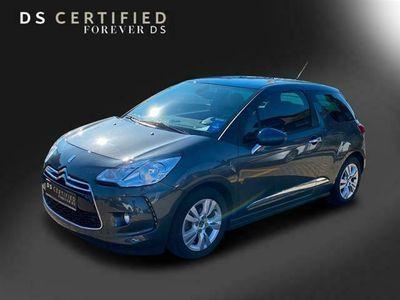 gebraucht DS Automobiles DS3 PureTech 110 Start & Stop SoChic,Navi,Sitzheizung,