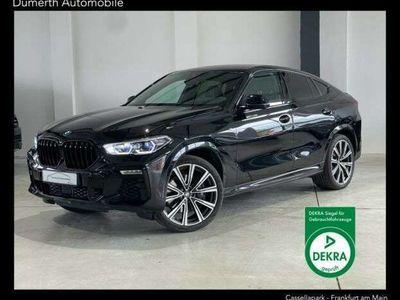 "gebraucht BMW X6 M M50d/Laser/Pano/AHK/HUD/H&K/22""/ACC/Park+"