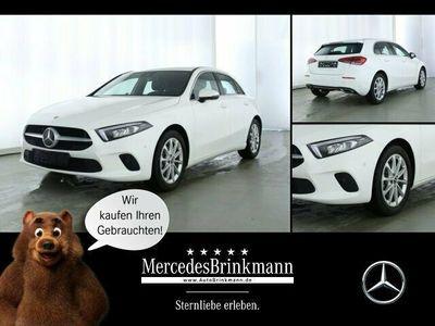 gebraucht Mercedes A200 Kompaktlimousine PROGRESSIVE/LED/MBUX/SHZ Klima