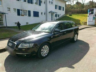 gebraucht Audi A6 AVANT 3.0 TDI QUATTRO TIPTRONIC