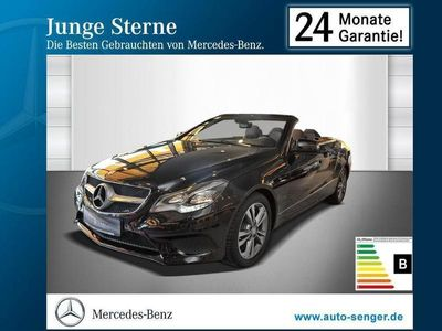 gebraucht Mercedes E200 E-KlasseCabriolet