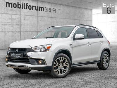 gebraucht Mitsubishi ASX 1.6 Diamant Edition 2WD KLIMA bei Gebrachtwagen.expert