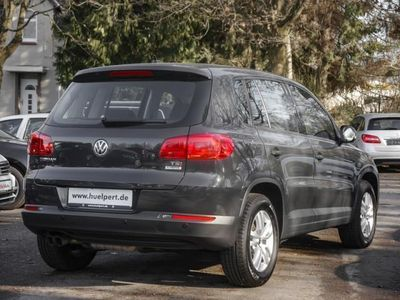 gebraucht VW Tiguan 1.4 TSI BMT ALU PDC KLIMA (Einparkhilfe)