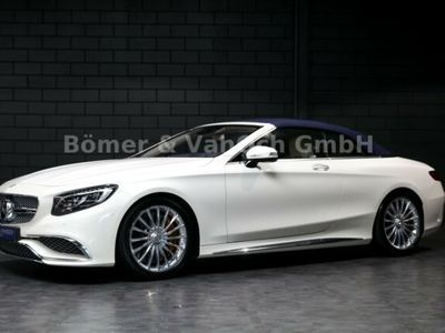 gebraucht Mercedes S65 AMG AMG Cabriolet Keramik Drivers Pack VOLL