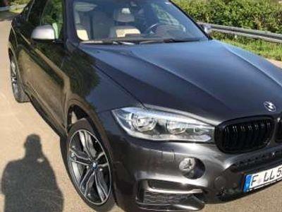 gebraucht BMW X6 M M50d