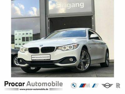 gebraucht BMW 420 Gran Coupé 4er d xDrive Sport Line