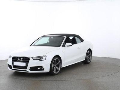 gebraucht Audi A5 Cabriolet 1.8 TFSI multitronic S line | NAVI |