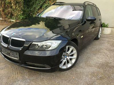 gebraucht BMW 320 i Touring Automatik LPG & Benzin